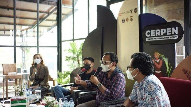 Dorong Kebangkitan Industri Event, Kemenparekraf Gelar Sosialisasi CHSE Penyelenggaraan Kegiatan