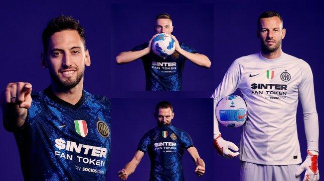 Perusahaan Blockchain Berbasis Fan Token Jadi Sponsor Inter di Musim Baru Liga Italia