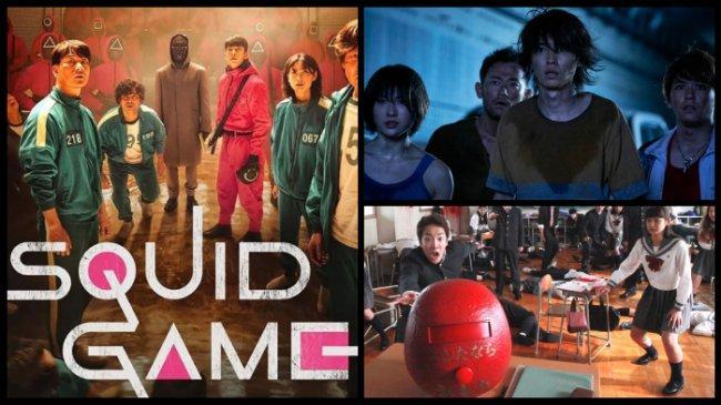 Suka Squid Game? Ini Drama & Film Bertema Survival Lainnya: Battle Royale hingga Alice in Borderland
