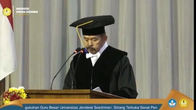 ST Burhanuddin Dapat Gelar Profesor dari Unsoed, Persatuan Jaksa KPK Ucapkan Selamat