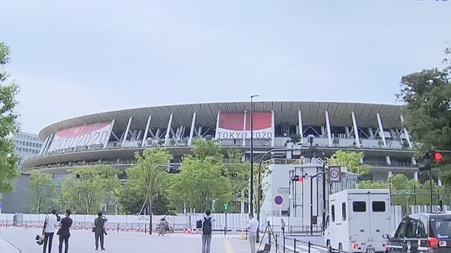 Pelaku Rudapaksa di Stadion Olimpiade Tokyo Akhirnya Diringkus Polisi Jepang