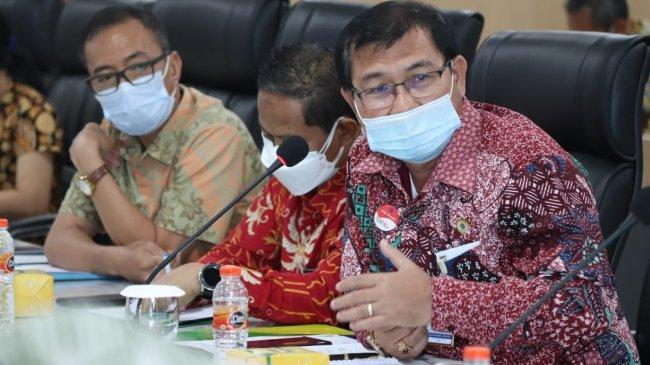 Kemnaker Dampingi DPR RI dalam Kunjungan Kerja Spesifik