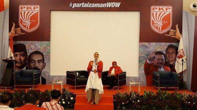 Angkie Yudistia Tegaskan Staf Khusus Milenial Jokowi Bukan Pajangan