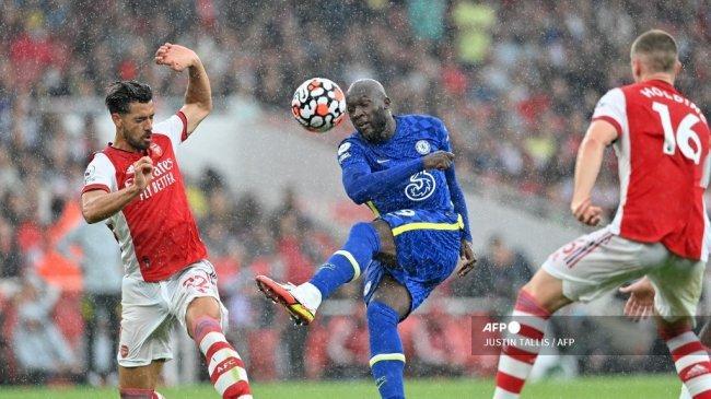 Gelontoran Gol Lukaku di Chelsea Masih Pilih Kasih: Pengecualian Arsenal & Tantangan Robek Gawang MU