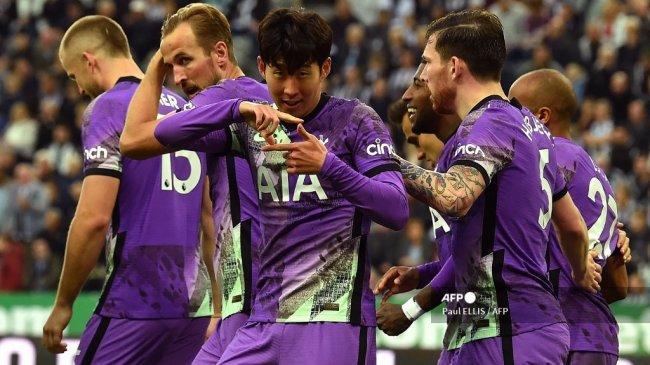Hasil Liga Inggris - Son & Kane Pimpin Spurs Petik 3 Poin, Start Era Baru Newcastle United Tak Ideal