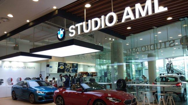 BMW Studio AML Tawarkan Test Drive Tak Biasa Bagi Konsumen di Bogor