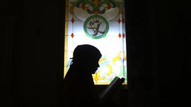 Aktivitas saat Ramadan di Masjid Al Amanah Bekasi