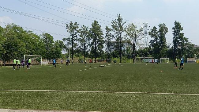 Jelang Liga 1 2021, Pemain Persija Jakarta Tidak Boleh Interaksi dengan Orang dari Luar Klub