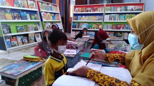 Bimba di Mojolegi Boyolali, Energi Melawan Ketertinggalan Kemampuan Membaca Anak Akibat Pandemi
