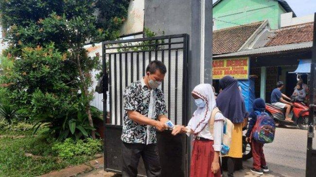 PTM Terbatas di Depok Sudah Dimulai, Pemkot: Sekolah Langgar Prokes, PTMT akan Dihentikan