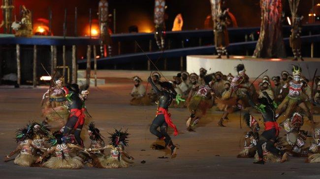 Stadion Lukas Enembe Jadi Stadion Terbaik di Asia Pacific