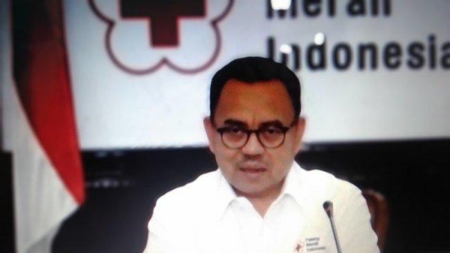HUT ke-76 PMI, Sudirman Said Ajak Seluruh Elemen Masyarakat Bergerak Bangun Kesehatan Bersama