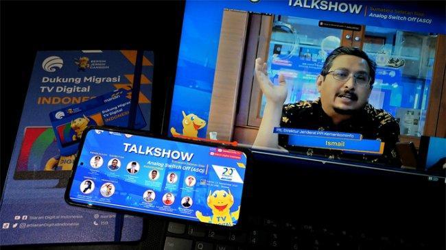 Sumatera Selatan Migrasi ke TV Digital Sepenuhnya di 25 Agustus 2022