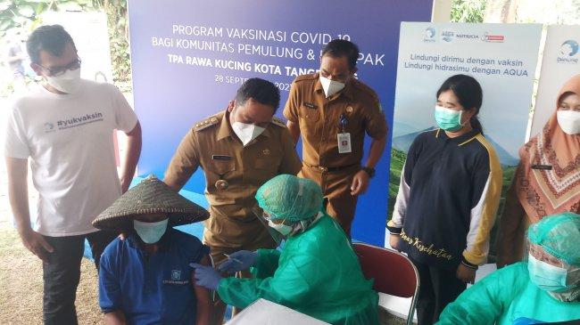 Update Capaian Vaksinasi Covid-19 di Indonesia: Hampir 50 Juta Orang Terima 2 Dosis Vaksin