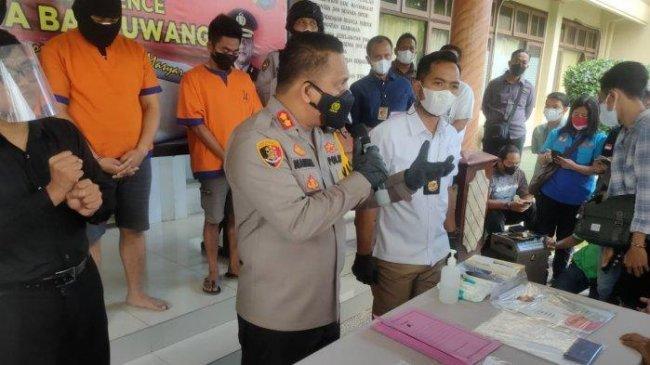 Polisi Tangkap 3 Pemalsu Surat Swab Antigen Palsu di Banyuwangi, Satu Surat Dijual Rp 100 Ribu