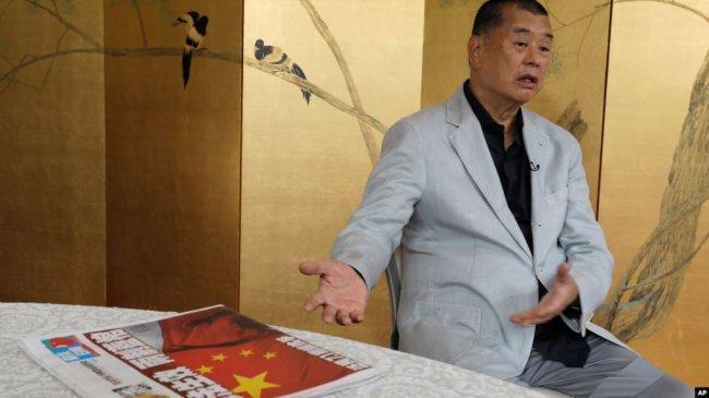 China Rilis 100 Contoh Campur Tangan AS di Hong Kong, Termasuk Joe Biden dan Donald Trump
