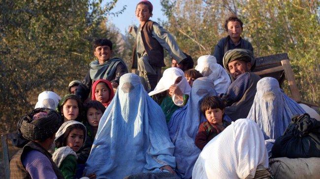 14 Juta Rakyat Afghanistan Terancam Kelaparan Setelah Taliban Berkuasa