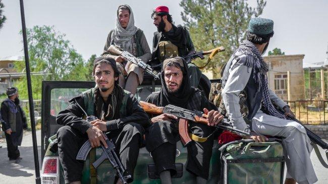 Rebutan Kekuasaan, Taliban Kini Mulai Berkonflik dengan ISIS-K