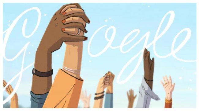Google Doodle Rayakan Hari Perempuan Sedunia 2021, Diperingati Setiap 8 Maret, Ini Sejarahnya