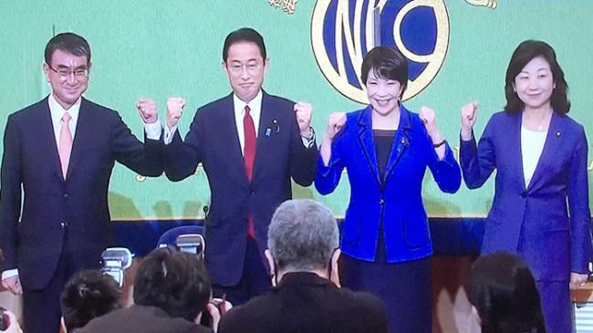 Dokter Jepang Kecewa Para Kandidat Presiden LDP Tak Ada yang Bicara Kematian Penderita Covid-19