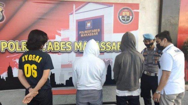 FAKTA Viral Tarung Bebas di Makassar: 8 Remaja Ditangkap, Terungkap Harga Tiket dan Hadiah Pemenang