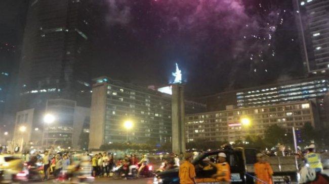 Malam Takbiran, Ini Rekayasa Lalu Lintas di Jakarta