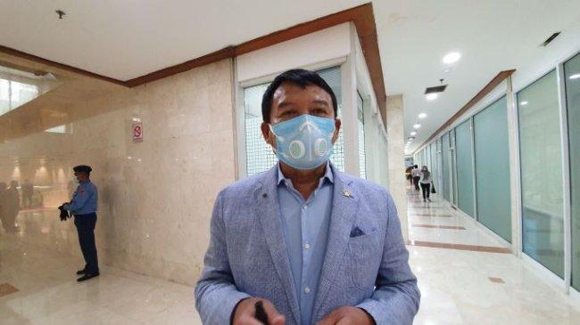 TB Hasanuddin Paparkan 4 Tugas Berat Panglima TNI Baru