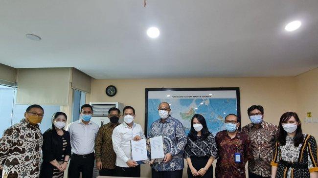 Krakatau International Port Pacu Bisnis Marine Service di Selat Malaka