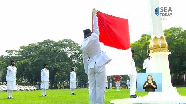 Sinergi TelkomGroup Optimalkan Penayangan Perayaan HUT ke-76 Kemerdekaan RI Secara Virtual