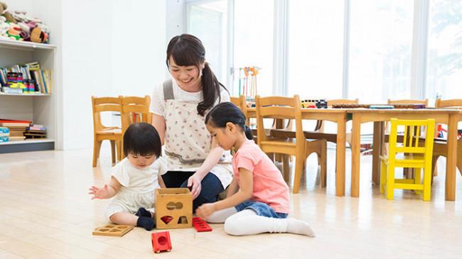 Jumlah Anak yang Dititipkan di Fasilitas Penitipan Anak di Jepang Menurun