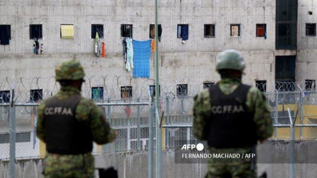 Kerusuhan Antar Geng di Penjara Ekuador Menewaskan Lebih dari 100 Orang