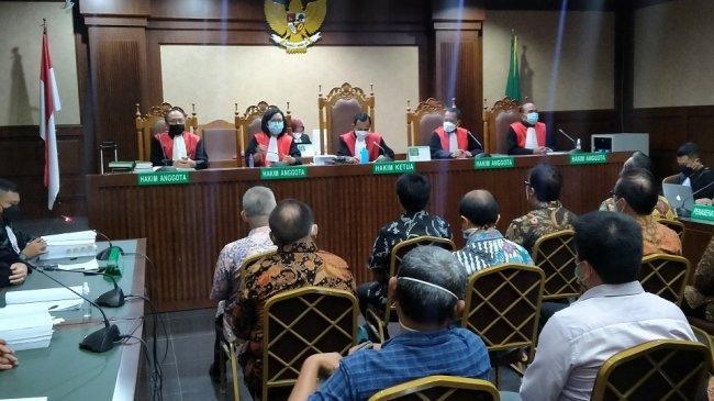 Terdakwa Korporasi Kasus Korupsi PT Jiwasraya Ramai-ramai Siapkan Nota Keberatan atas Dakwaan Jaksa