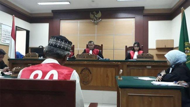 Suami Pembunuh Istri dan Dua Anak Tirinya di Tangerang Divonis Hukuman 20 Tahun Penjara