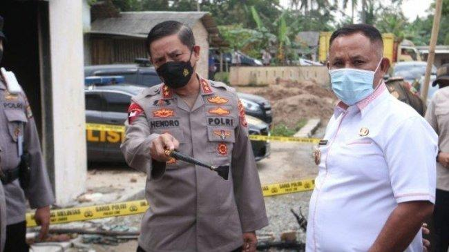 Kapolda Lampung Pastikan Anggotanya yang Diduga Terlibat Perampokan Bakal Dipecat dan Dipidana