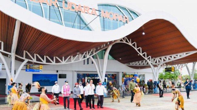 Puan Maharani: Terminal Baru Bandara Mopah Harus Permudah Akses Transportasi Rakyat