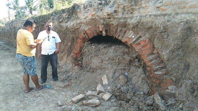 Terowongan Kuno Peninggalan Jaman Belanda Ditemukan di Dusun Samber Klaten
