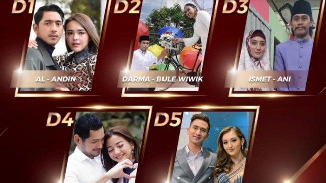 Silet Awards 2021 Hadirkan Kategori untuk Pasangan Sinetron dan Keluarga Vlogger