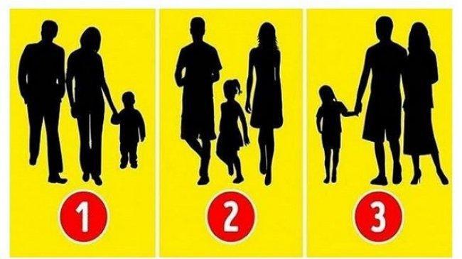 Tes Kepribadian: Gambar yang Kamu Pilih Tunjukkan Bagaimana Hubunganmu dengan Keluarga