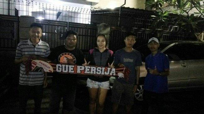 Tessa Witarsa Tak Tahan Ingin Saksikan Persija Jakarta Bertanding di Liga 1 2021/2022