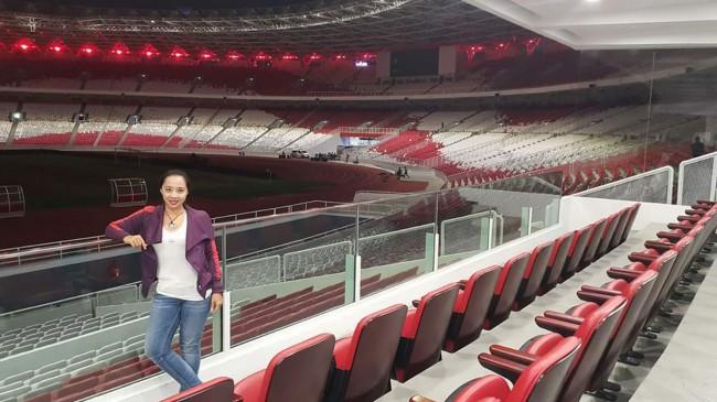 Kompetisi Liga 1 2021/2022 Kembali Bergulir Bikin Senang Tessa Witarsa