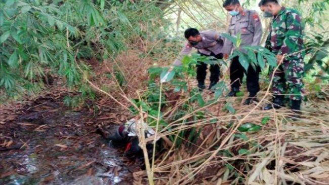 Hilang 2 Hari Pamit Cari Ikan, Warga Blitar Ditemukan Tewas di Kolam, Tangannya Memegang Ikan Lele