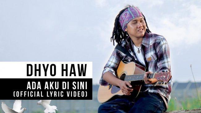 Chord Gitar dan Lirik Lagu Ada Aku Disini - Dhyo Haw: Jangan Sampai Kau Lemah