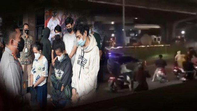 Kondisi Polisi yang Dikeroyok Geng Motor di Cilandak Mulai Membaik