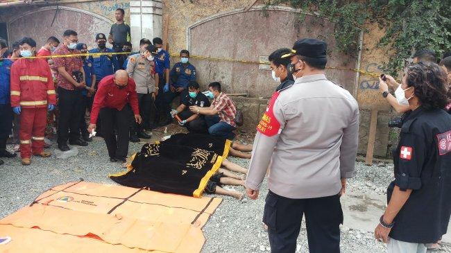 Tragedi 5 Orang Tewas di Gorong-gorong Cipondoh, Betulkan Kabel Fiber Optik Diduga Hirup Gas Beracun
