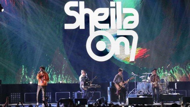 Chord Gitar Seberapa Pantas - Sheila On 7, Kunci Mudah Dimainkan dari C