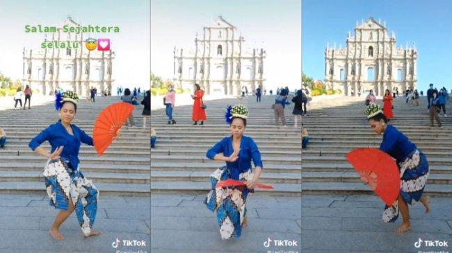 Image result for WNI Jadi Duta Kesenian Indonesia di Macau, Belajar Tari saat Kerja di Hongkong