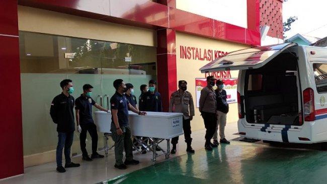 Ditjenpas Serahkan 2 Jenazah Korban Kebakaran Lapas Tangerang yang Sudah Berhasil Teridentifikasi