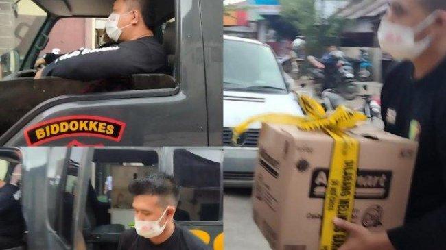 Mayat Bayi Terbungkus Plastik Gegerkan Kota Makassar, Diletakkan di Gerbang Masjid