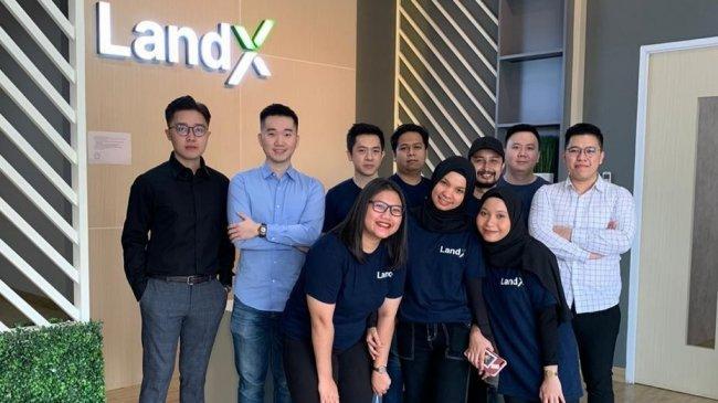 LandX Salurkan Modal Rp 101 Miliar ke 17 UKM Rintisan Hingga Agustus 2021