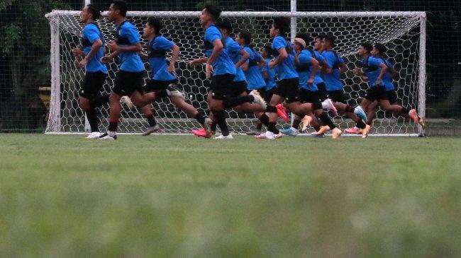 Tayang di TV Nasional, Ini Jadwal Siaran Langsung Laga Ujicoba Timnas U-22 Indonesia